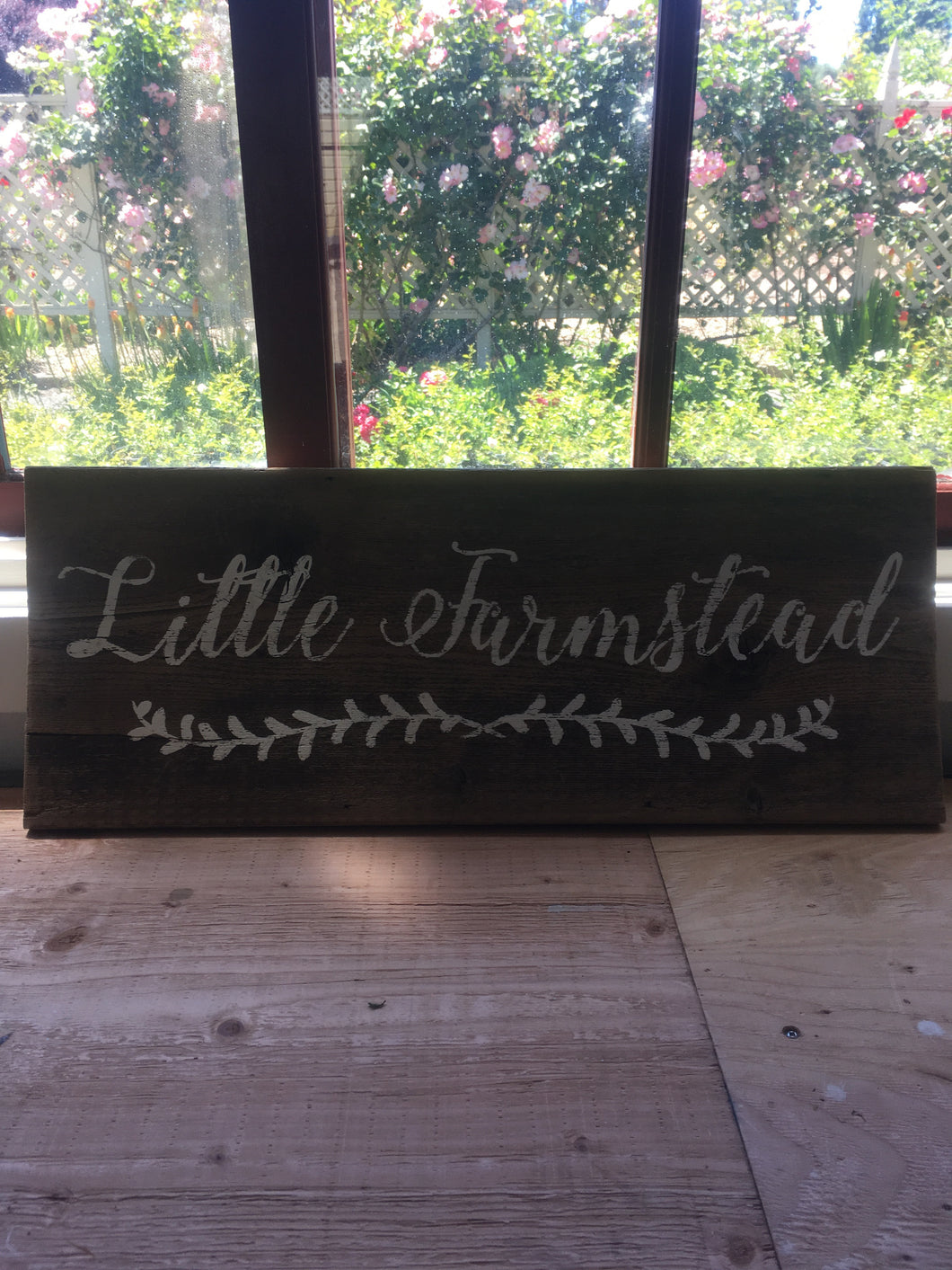 Signage - Little Farmstead