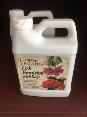 Fish Emulsion 1qt