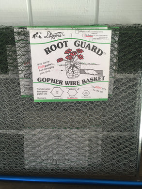 Root Guard Gopher Wire Basket! 5 gallon