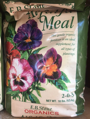 Alpha Meal 10lb bag