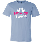 """Mom of Twins"" Short Sleeve Tee"