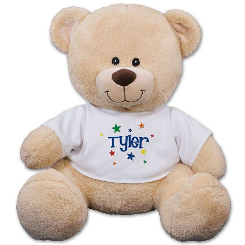 A Star is Born Teddy Bear - Personalized (Available in Multiple Sizes)