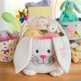 Plush Easter Basket