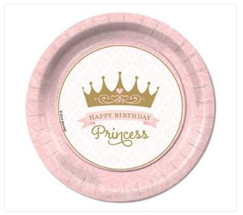 Provincial Princess - Dinner Plates - 8 Count