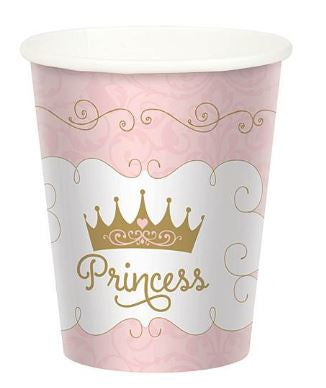 Provincial Princess - Cups - 9 ozs - 8 Pack