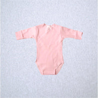 Long Sleeve Preemie Shirt with Handmitts (4-6 lbs) Available in Multiple Colors