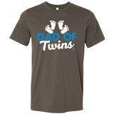 Dad of Twins Short Sleeve Jersey Tee (S-2XL) $20-$22