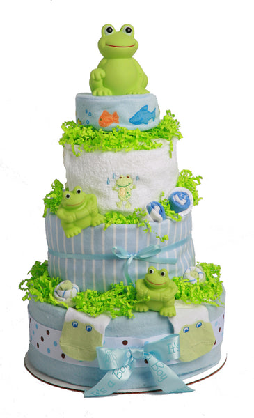 Little Frog Diaper Cake ($59.95+)