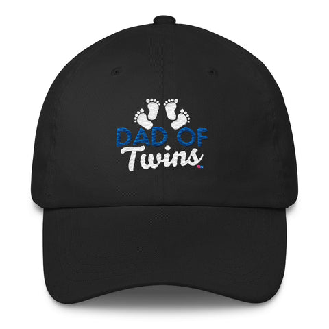 Dad of Twins Cap