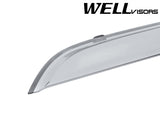 08-12 FORD ESCAPE WellVisors Side Window Wind Deflector Visors