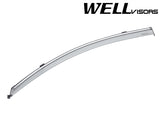 15-17 INFINTI Q70 WellVisors Side Window Wind Deflector Visors