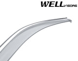 95-99 NISSAN MAXIMA WellVisors Side Window Wind Deflector Visors