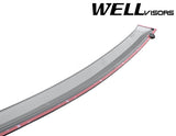 02-06 SUZUKI AERIO WellVisors Side Window Wind Deflector Visors