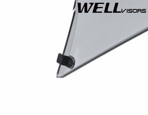 14-17 CHEVROLET SILVERADO WellVisors Side Window Wind Deflector Visors