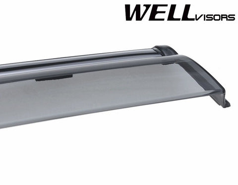 11-16 INFINTI M35 / M37 / M56 WellVisors Side Window Wind Deflector Visors