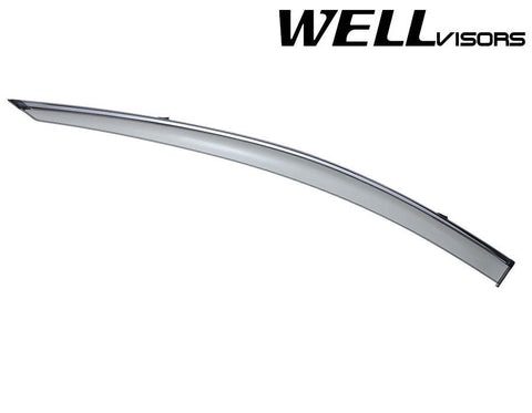 14-16 MAZDA 6 WellVisors Side Window Wind Deflector Visors