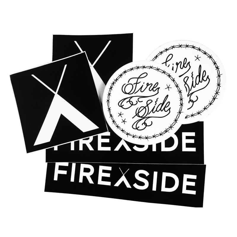 FIREXSIDE Stickers