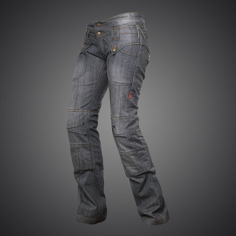 4SR - Jean Lady Star Grey