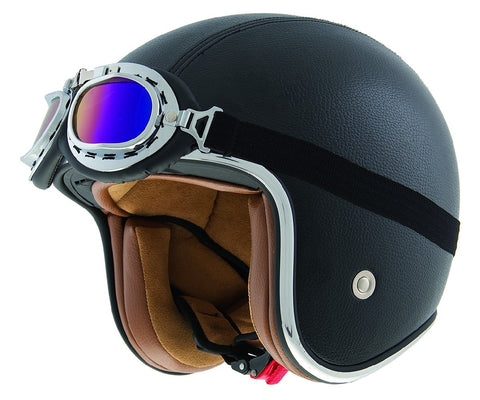 Shiro Bad Boy - Casque Jet