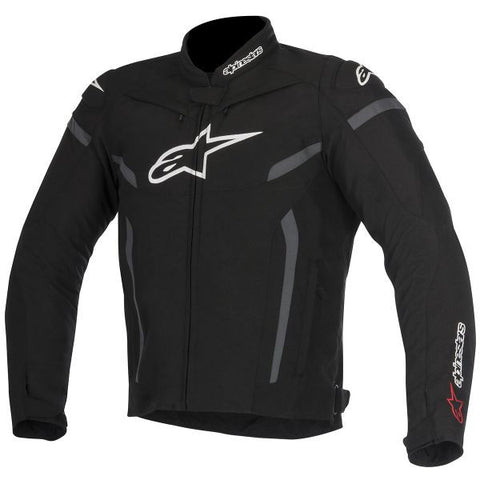 ALPINESTARS T-GP PLUS R V2 BLACK ANTHRACITE - Veste Textile