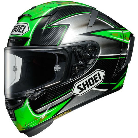 SHOEI X-SPIRIT 3 LAVERTY TC4 - Casque Intégral