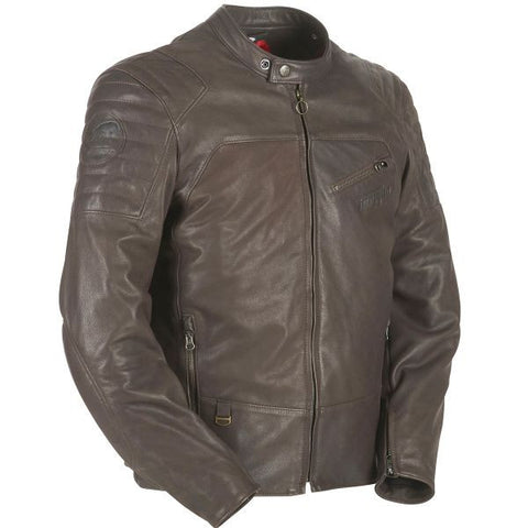 FURYGAN BRODY BROWN - Blouson Cuir