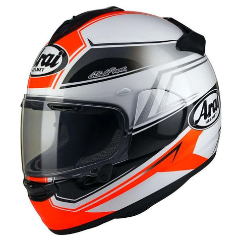 ARAI CHASER X SHAPED RED - Casque Intégral