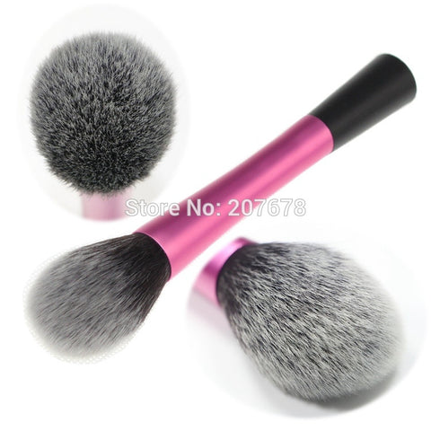 Hot Selling Professional Pink Powder Blush Brush Facial Care Facial Beauty Cosmetics Foundation Brush Makeup Brushes
