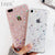 LACK Fashion Bling Glitter Case For iphone 6 Case For iphone 6S 7 7 PLus Back Cover Luxury Love Heart Shining Powder Phone Cases