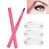 1pcs Pretty Women Ladies Girls Waterproof Longlasting Eyebrow Pencil Brow Eye Liner Pen Makeup Cosmetic Beauty Tools