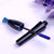 2017 Brand Eye Lengthening Thick Curly Mascara Makeup Cosplay Colorful No Blooming Water Pro Makeup Tool
