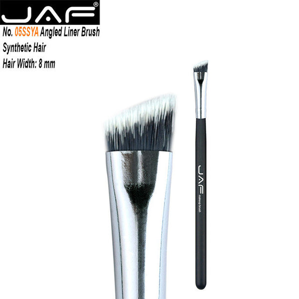 Retail JAF Custom Makeup Brush Set  DIY Synthetic make up brush kit foundation brush eye shadow fan brushes eyeshadow