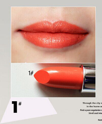 New Long-lasting Waterproof Women Girls Beauty Makeup Sexy Lipstick Moisture Protection Lip Balm Birthday Gift For Friend