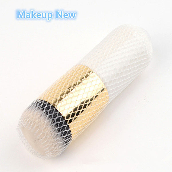 1pc High Quality New Chubby Pier Foundation Brush Flat Cream Makeup Brushes Professional Cosmetic Make-up Brush make up