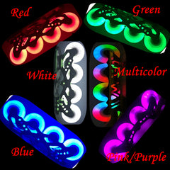 LED lights Color Roller Wheel