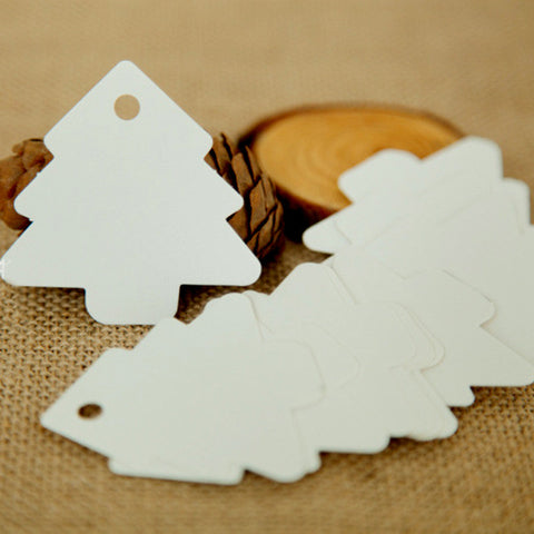50Pcs Gift Cards Party Hanging Craft