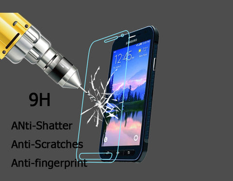 0.26 mm for samsung s5 s4 s3 A3 a7 A5 NOTE 4 j3 j5 j2 prime tempered glass screen protection film glass screen protector Glass