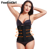 Plus 6 Rows Hooks Womens Waist Trainers