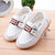 Free ShippingSpring children shoes Boys Girls Single Shoes PU Leather Kids Loafers Girls boys sneakers breathable toddlers