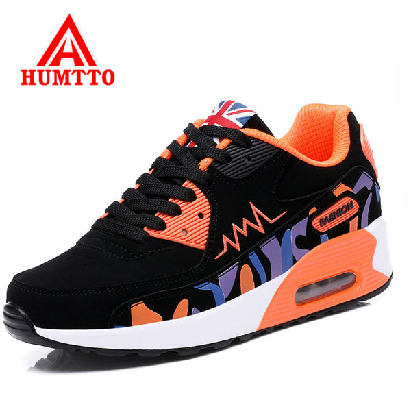 2016 New Arrival Women Running Shoes Height Increasing Women Sports Shoes Platform Health Lose Weight Women Outdoor Sneakers