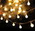 Luminaria 50 Led Cherry Balls Fairy String Decorative Lights