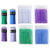 100pcs/lot Micro Durable Disposable Eyelash Extension Individual Applicators Mascara Brush For Women eyelash glue cleaning stick