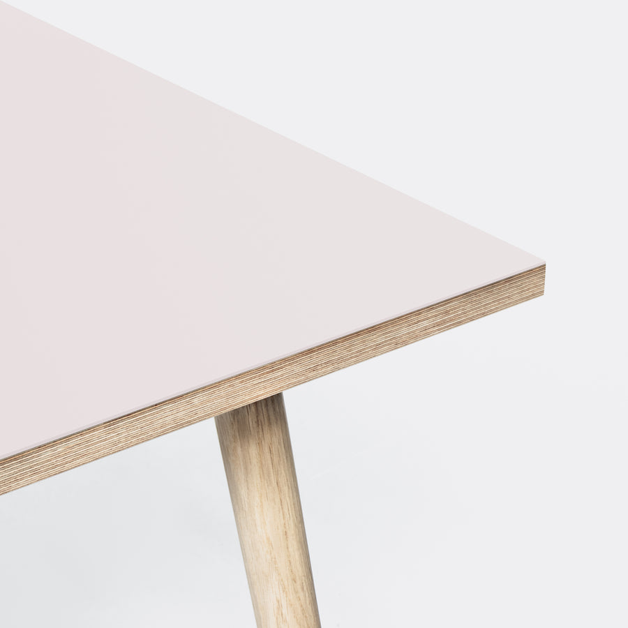 Argon Light / Angle / 90x140cm-Linoleumsbord-TABLELAB