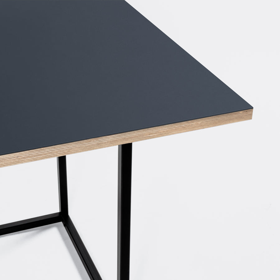 Argon Light / Cube / 90x90cm-Linoleumsbord-TABLELAB