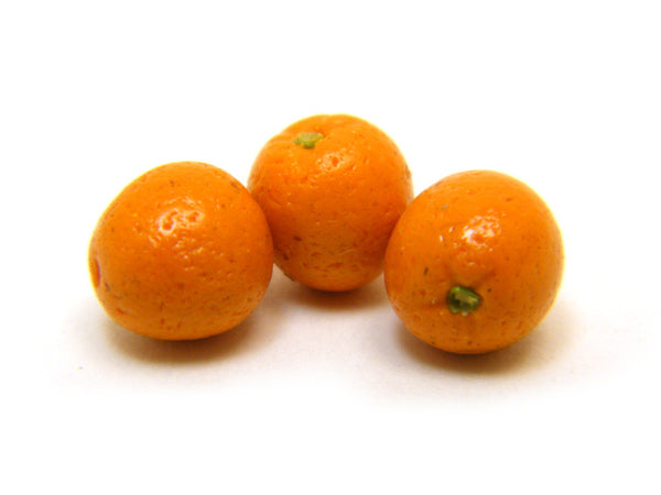 Miniature Whole Oranges - Navel