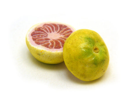 Miniature Pummelo - Halved Yellow