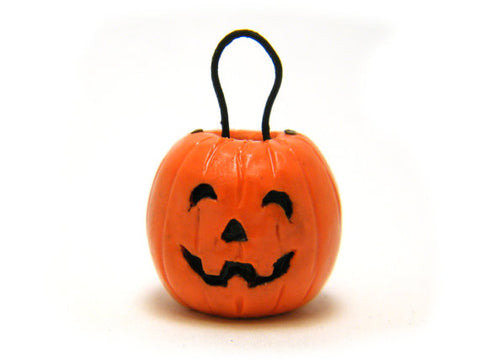 Miniature Trick-or-Treat Bucket - Small Pumpkin