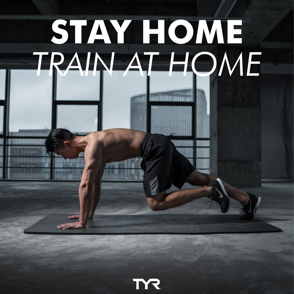 Stay Home, Train At Home!