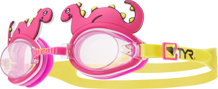 TYR CharacTYRs Dino Diva Goggles