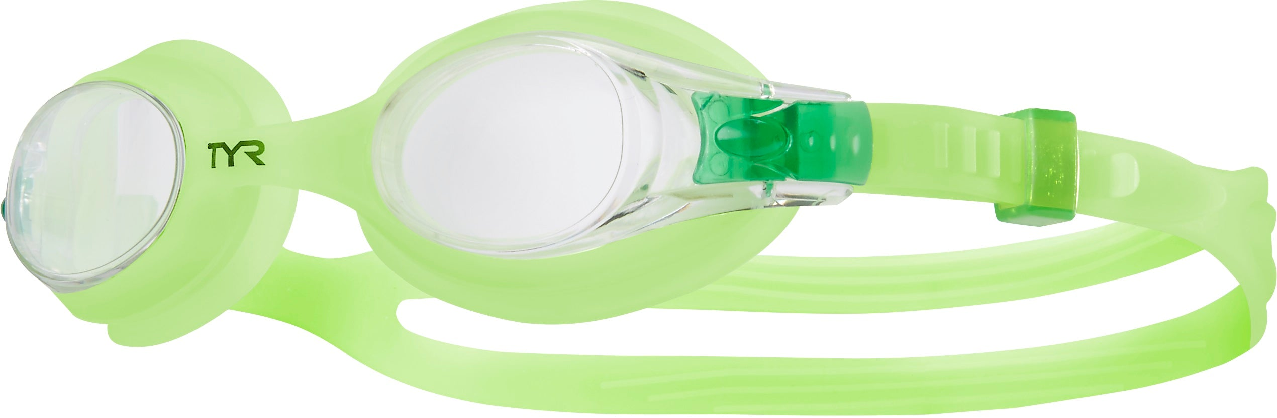 TYR Kid's Swimple Glow In The Dark Goggles